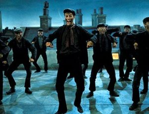 Mary poppins chimney sweep song