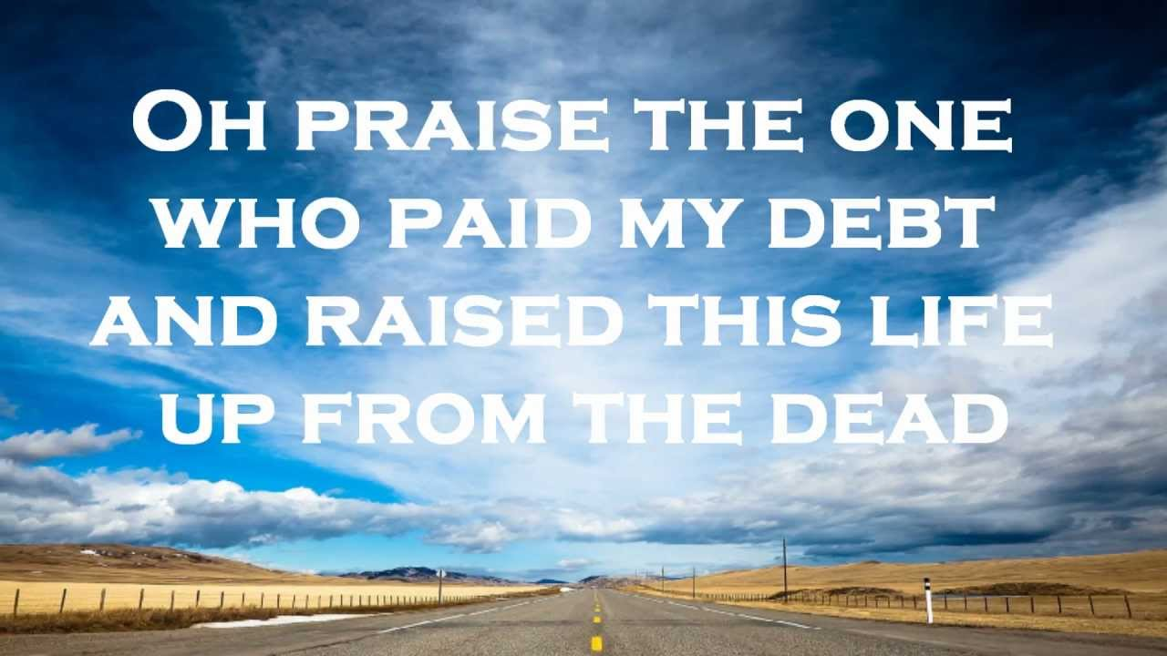 Kristian stanfill jesus paid it all