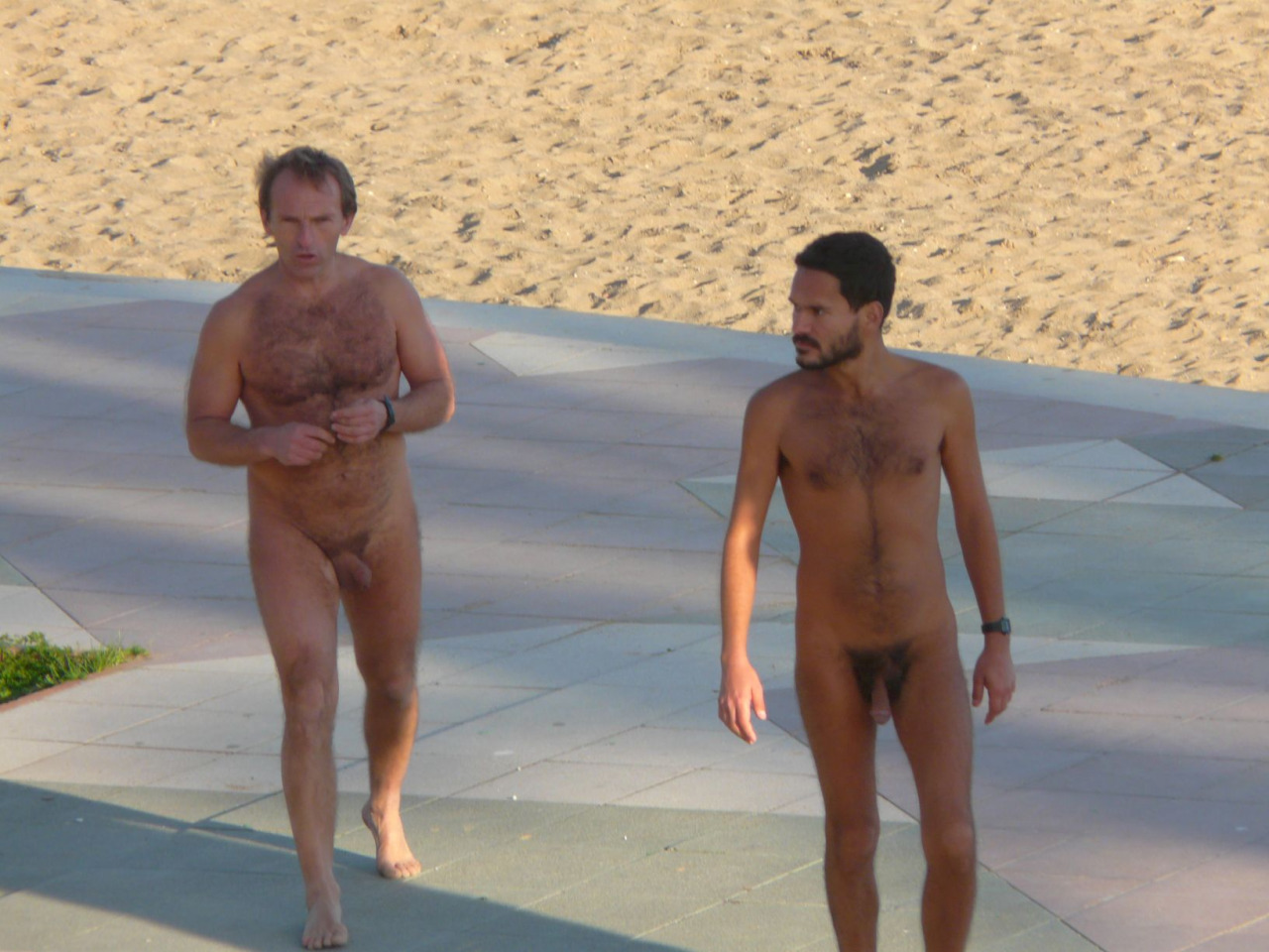 Naked father son pics