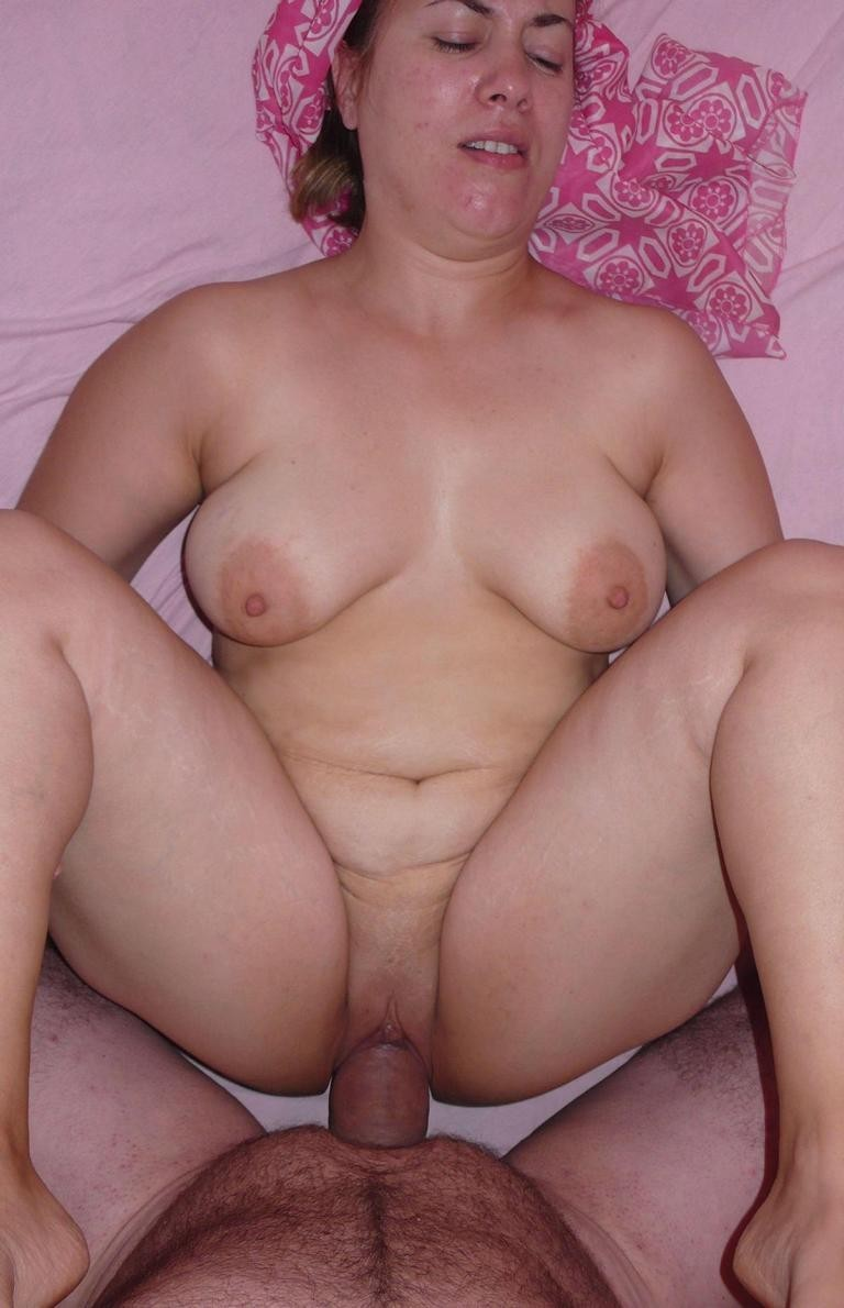 Chubby pussy mature