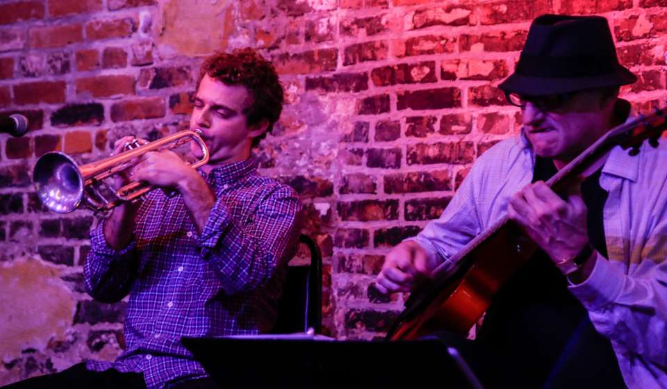 New orleans music listings