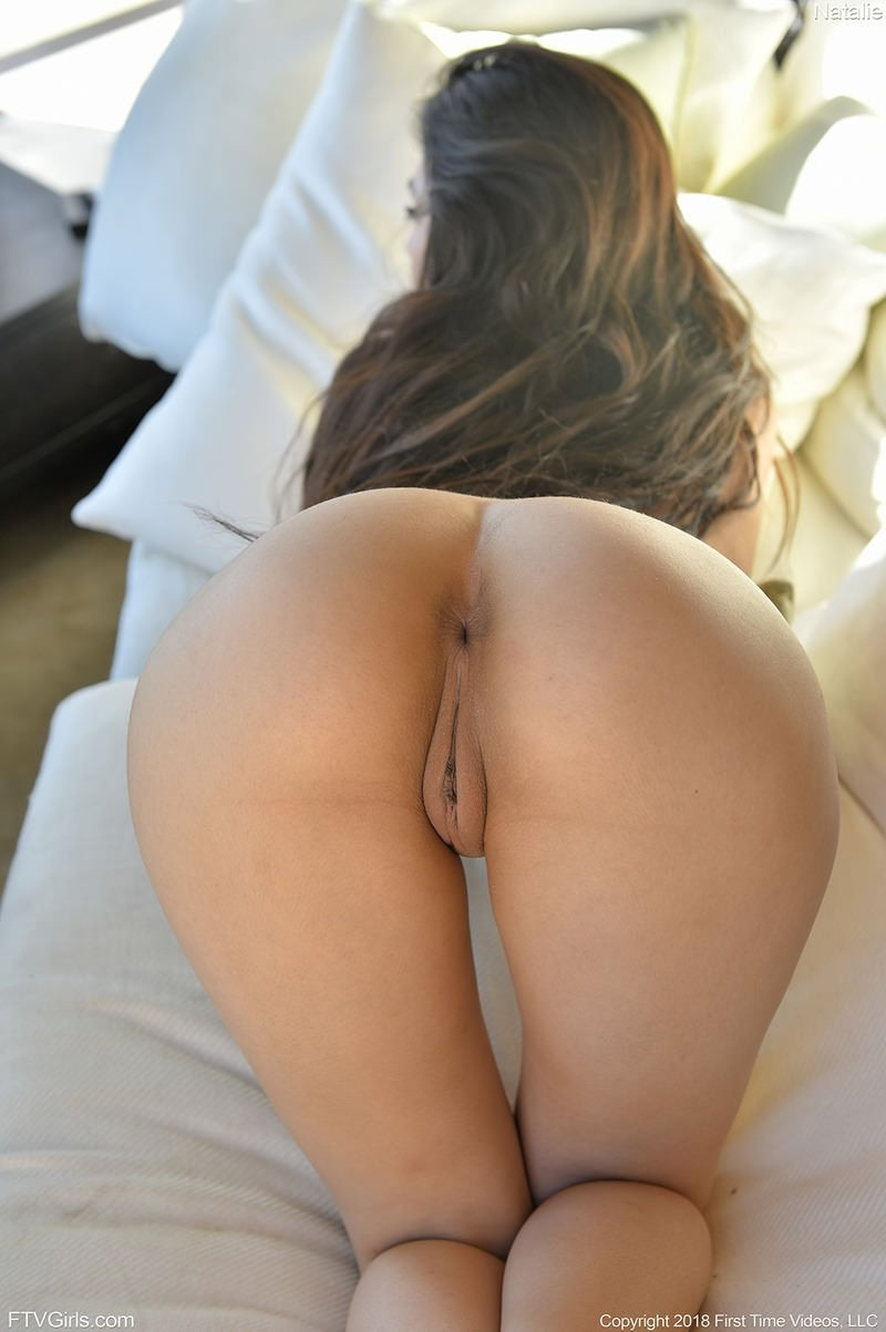Perfect pussy from behind